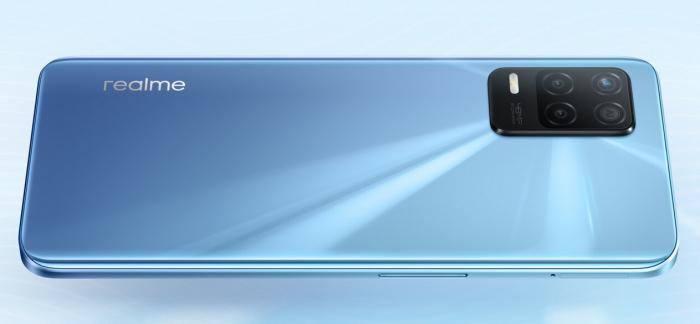 Представили Realme V13 5G с емкой батарейкой и 90 Гц дисплеем – фото 2