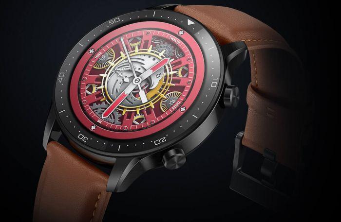 Раскрыты ключевые характеристики Realme Watch S Pro – фото 1