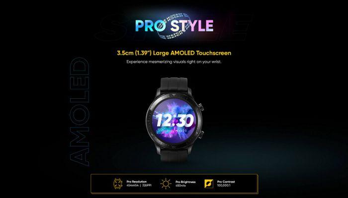 Раскрыты ключевые характеристики Realme Watch S Pro – фото 2