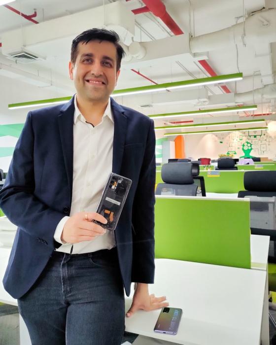Realme X7 Pro станет «прозрачным» – фото 2