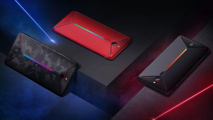 Nubia Red Magic 3 был замечен в бенчмарке – фото 1