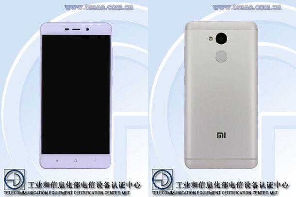 Xiaomi Redmi 4 сертифицирован в Китае – фото 1