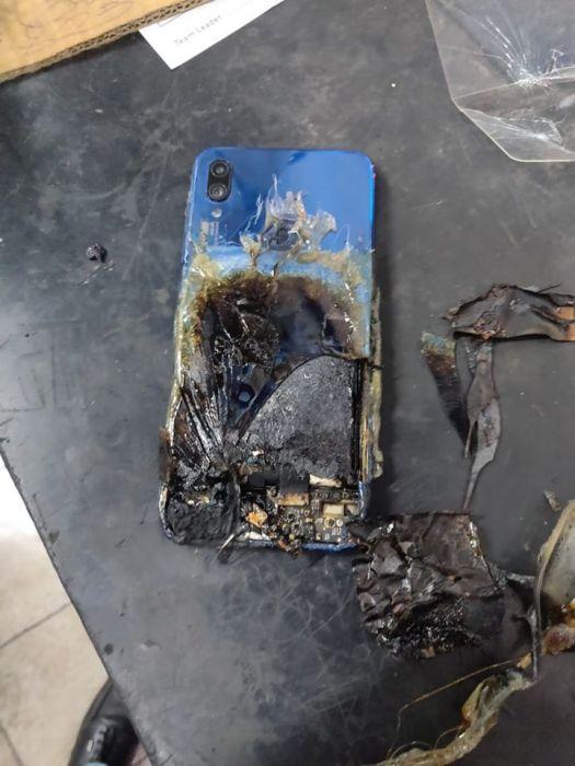 Redmi Note 7S горит. Компания отрицает свою вину – фото 2