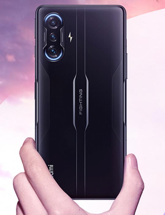 Компания тизерит особенности Redmi K40 Gaming Enhanced Edition – фото 4