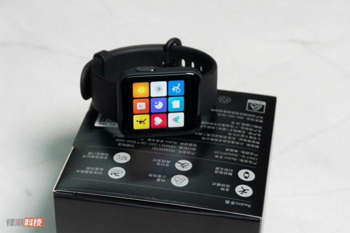 Redmi Watch с NFC и недельной автономностью
