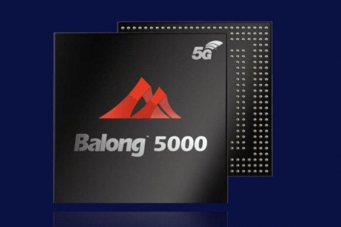 Эксперты раскритиковали модем Balong 5000 5G в Huawei Mate 20X 5G