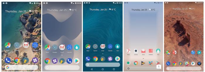 Pixel Launcher 3.0 с рабочим Google Now доступен для любого Android-смартфона – фото 2