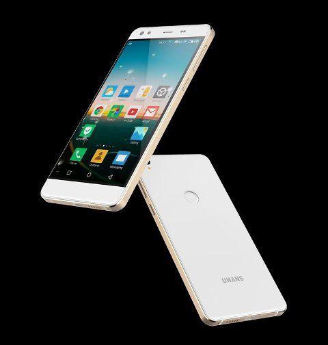 UHANS S1: смартфон с МТ6753 и 3 Гб ОЗУ с заявкой на стильное решение – фото 2