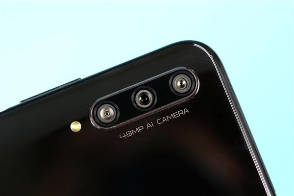 камера Honor 9X Pro на 48МП