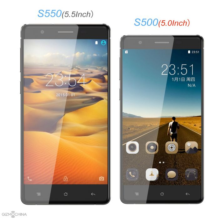 Cubot S500: доступный смартфон с поддержкой LTE за $129,99 – фото 3