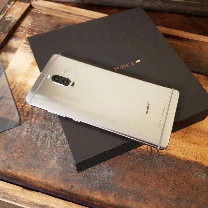 Huawei Mate 9 Pro: распаковка претендента на звание хорошего соотношения всех параметров – фото 1