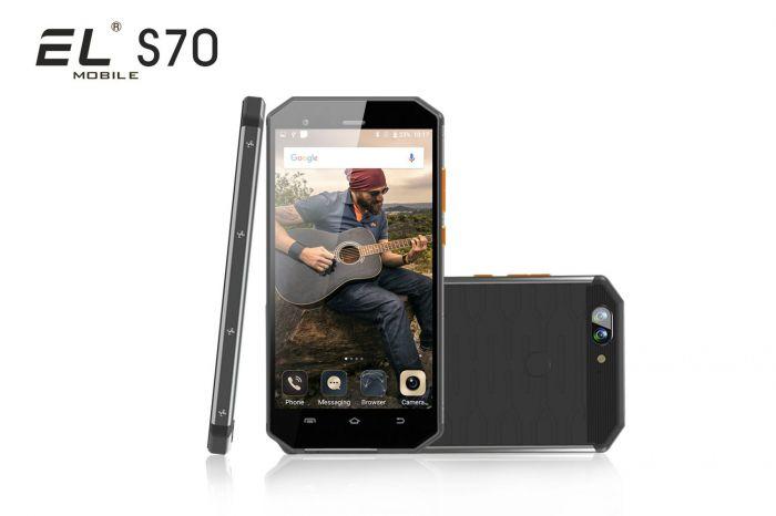 EL S70 — новое имя в сегменте защищенных смартфонов и конкурент  CAT S41 – фото 2