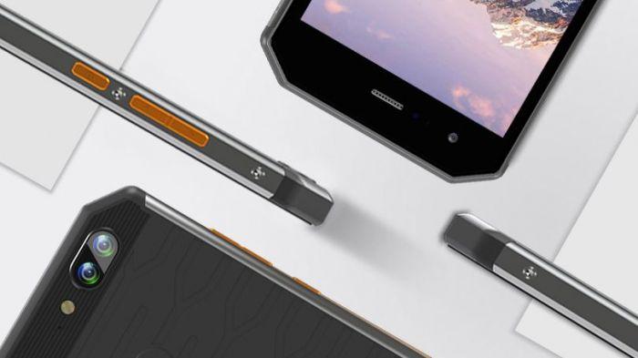 EL S70 — новое имя в сегменте защищенных смартфонов и конкурент  CAT S41 – фото 1