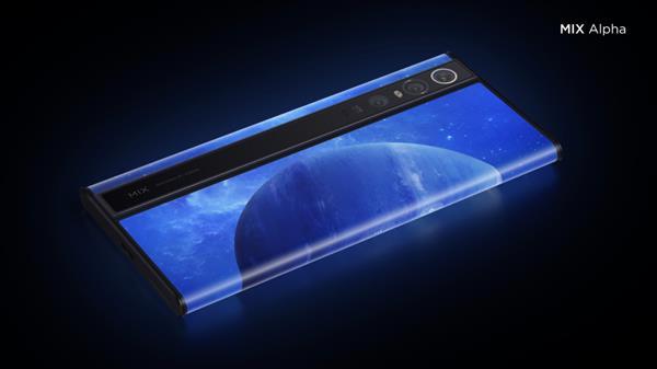 Анонс Xiaomi Mi MIX Alpha: концепт из будущего с опоясывающим экраном и 108 Мп камерой – фото 6