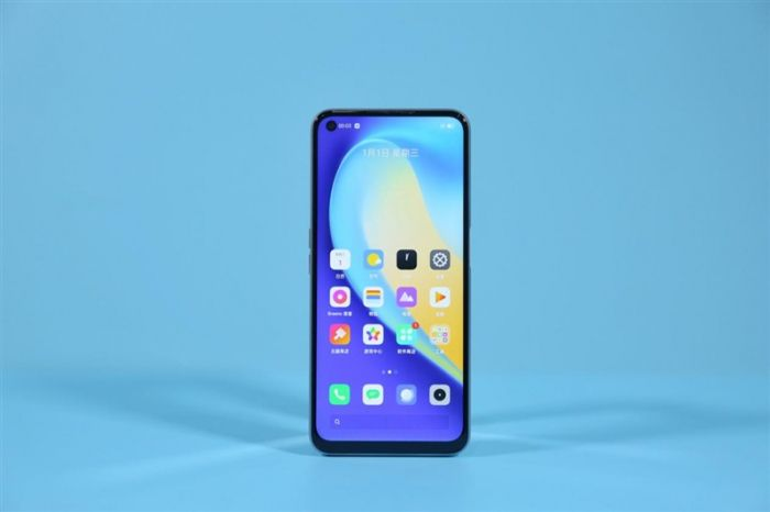 Анонс Realme V5: смартфон с 90-Гц экраном, емкой батареей и Dimensity 720 от $200 – фото 2