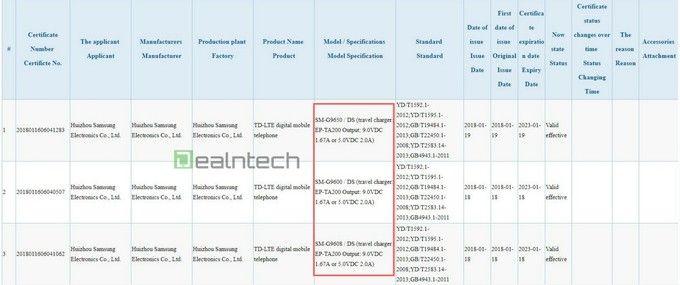 Samsung Galaxy S9 и Galaxy S9+ не получат поддержку Quick Charge 4+ – фото 2