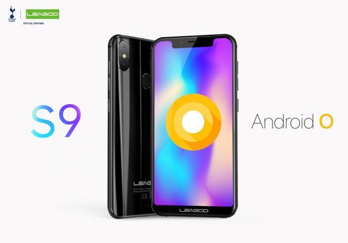 Leagoo S9 может получить Android Oreo – фото 1