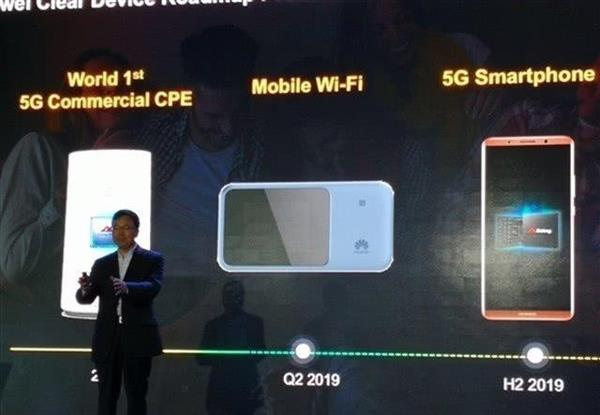 Глава Huawei: 5G в смартфонах и об инвестициях в новые продукты – фото 2