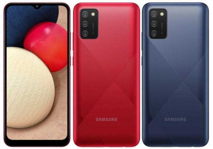 Анонс бюджетки Samsung Galaxy M02s – фото 1