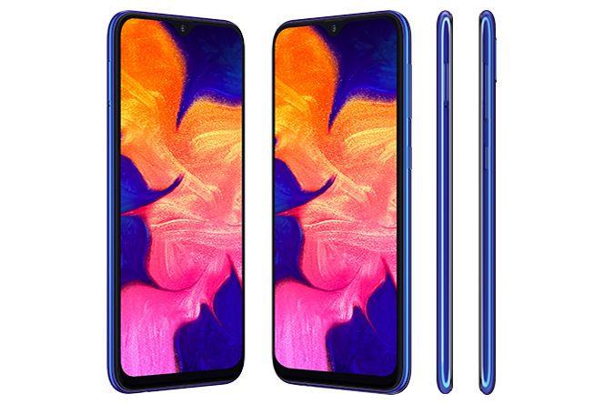 Представлен Samsung Galaxy A10e – фото 1