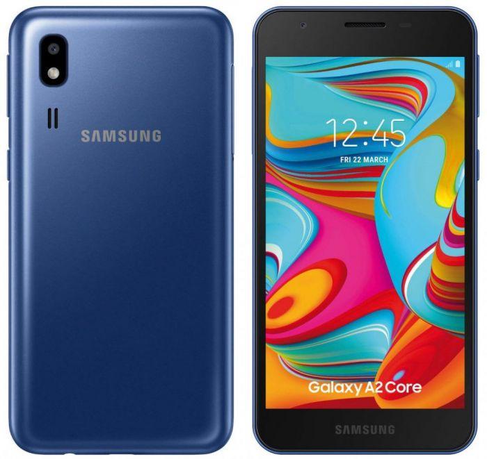 Представлен Android Go-смартфон Samsung Galaxy A2 Core за $76 – фото 1