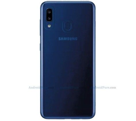 Показали дизайн Samsung Galaxy A20e – фото 2