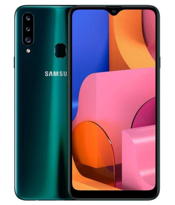Представлен Samsung Galaxy A20s