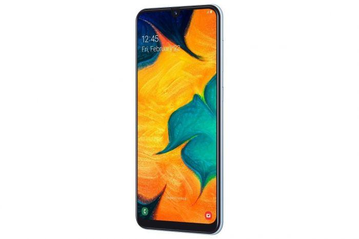 Анонс Samsung Galaxy A30 и Galaxy A50: Infinity-U экраны, емкие батарейки и дисплейный датчик в старшей модели – фото 2
