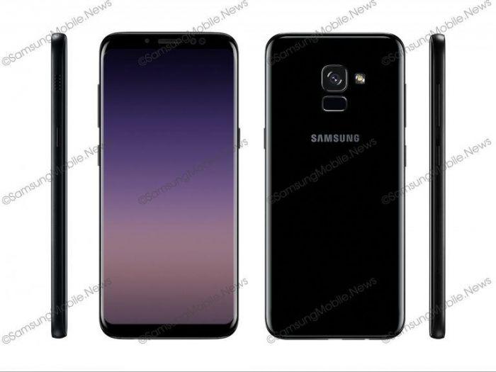 Samsung Galaxy A5 (2018) и Galaxy A7 (2018) предложат дизайн от флагманов, но дешевле – фото 1