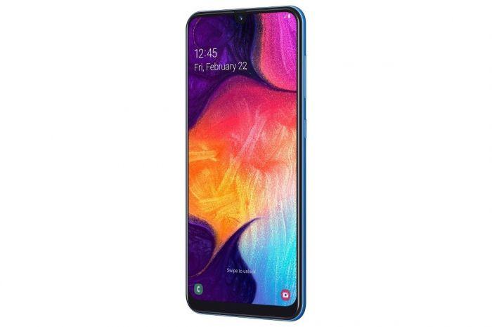 Анонс Samsung Galaxy A30 и Galaxy A50: Infinity-U экраны, емкие батарейки и дисплейный датчик в старшей модели – фото 1