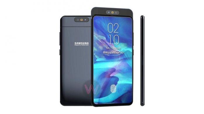 Каким будет Samsung Galaxy A90: правдоподобный концепт – фото 1