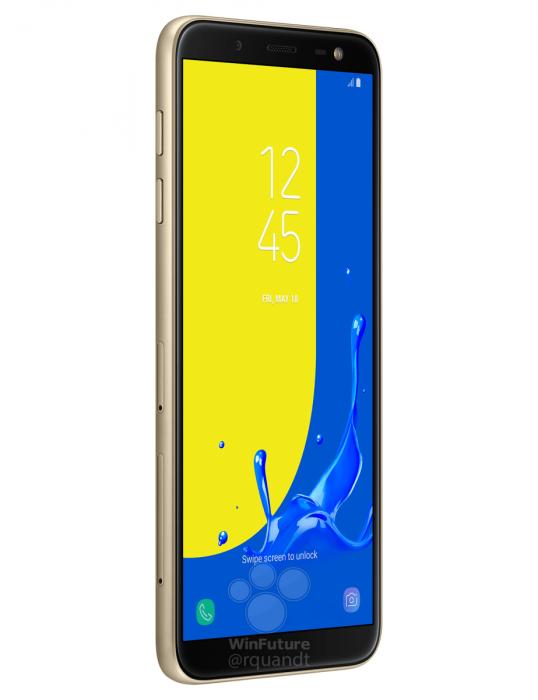 Samsung Galaxy J6 показали на промо-изображениях – фото 3