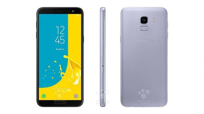 Samsung Galaxy J6 показали на промо-изображениях – фото 1