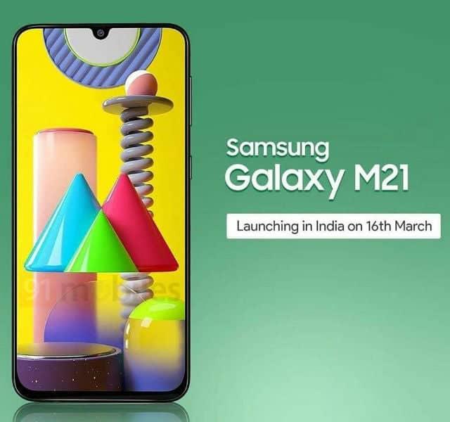 Samsung определилась с датой анонса Galaxy M21 – фото 2
