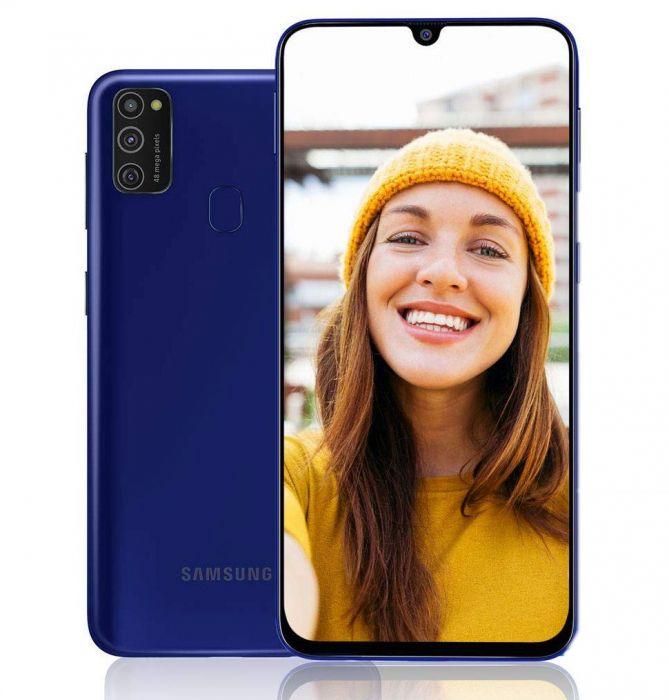 Премьера Samsung Galaxy M21: долгоживущий смартфон с AMOLED-экраном и тройной камерой – фото 1