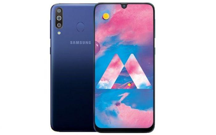 Представлен Samsung Galaxy A40s с аккумулятором на 5000 мАч – фото 1