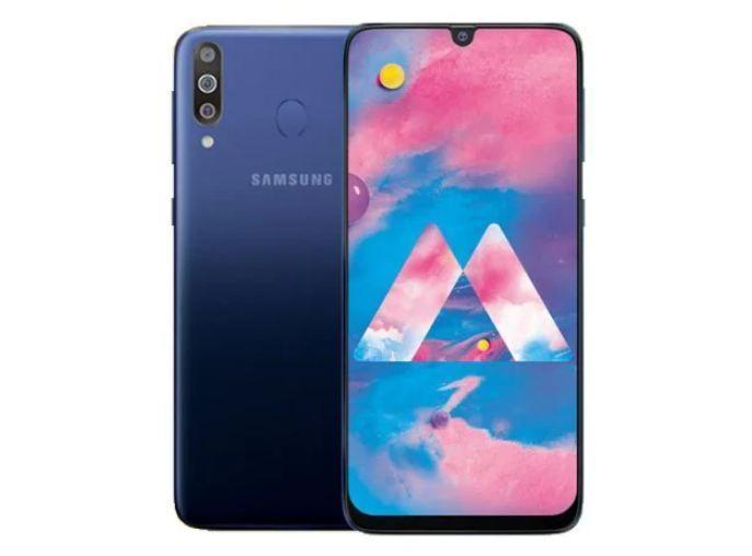 Samsung Galaxy M40 предложит не только емкую батарейку, но и достойной производительности чип – фото 1