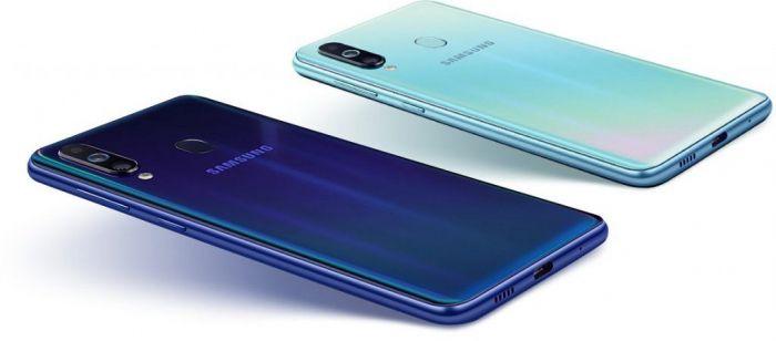 Представлен Samsung Galaxy M40 с Infinity-O дисплеем и тройной камерой – фото 2