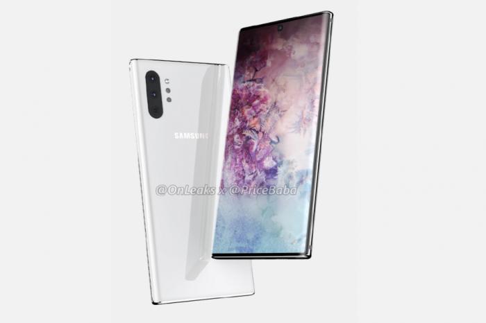 Samsung Galaxy Note 10 Pro показали со всех сторон – фото 2