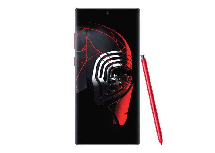 Представлен Samsung Galaxy Note 10+ Star Wars
