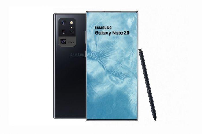 У Samsung Galaxy Note 20 не будет чем удивлять – фото 1