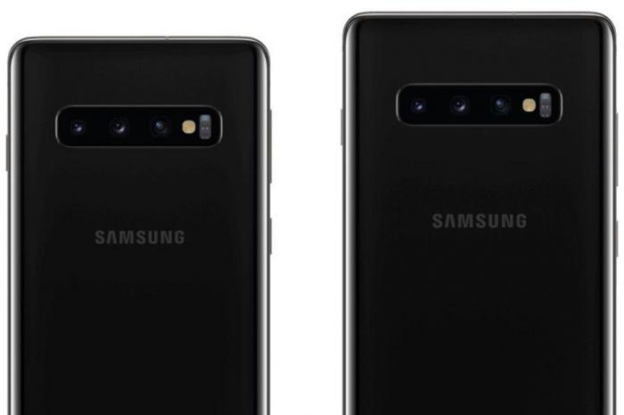 Samsung Galaxy S10 и Galaxy S10+ на официальных пресс-рендерах – фото 5