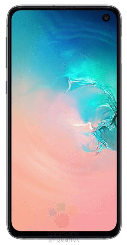 Samsung Galaxy S10E: изображения конкурента iPhone XR – фото 1