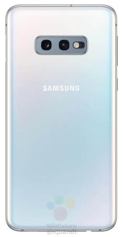 Samsung Galaxy S10E: изображения конкурента iPhone XR – фото 2
