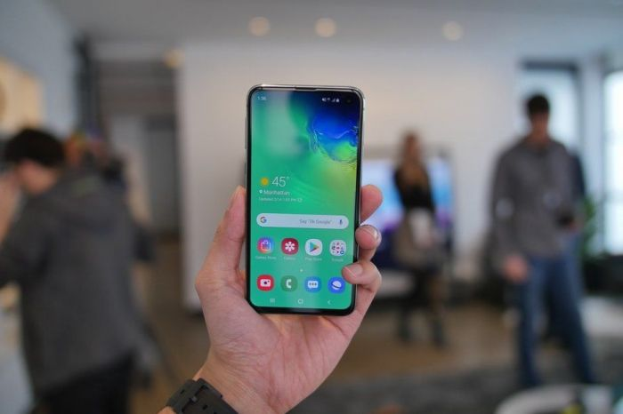 В тесте на автономность Samsung Galaxy S10e проявил себя не лучшим образом – фото 1