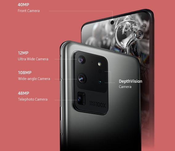 Анонс тройки 5G-флагманов Samsung Galaxy S20, Galaxy S20+ и Galaxy S20 Ultra – фото 7