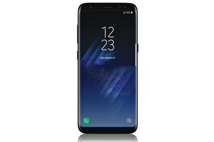Экран Samsung Galaxy S8 получит название «Infinity Display» – фото 1