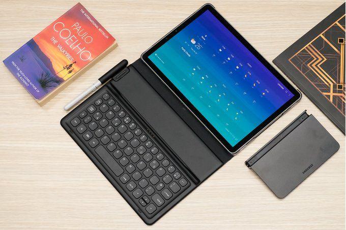 Дебют Samsung Galaxy Tab S4: лучший и мощный Android-планшет – фото 2