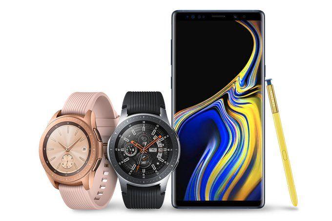 Samsung анонсировала смарт-часы Galaxy Watch – фото 1