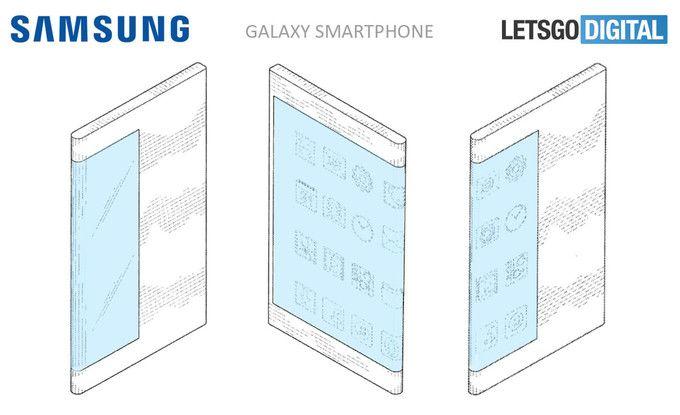 Дизайн смартфона будущего от Samsung – фото 3